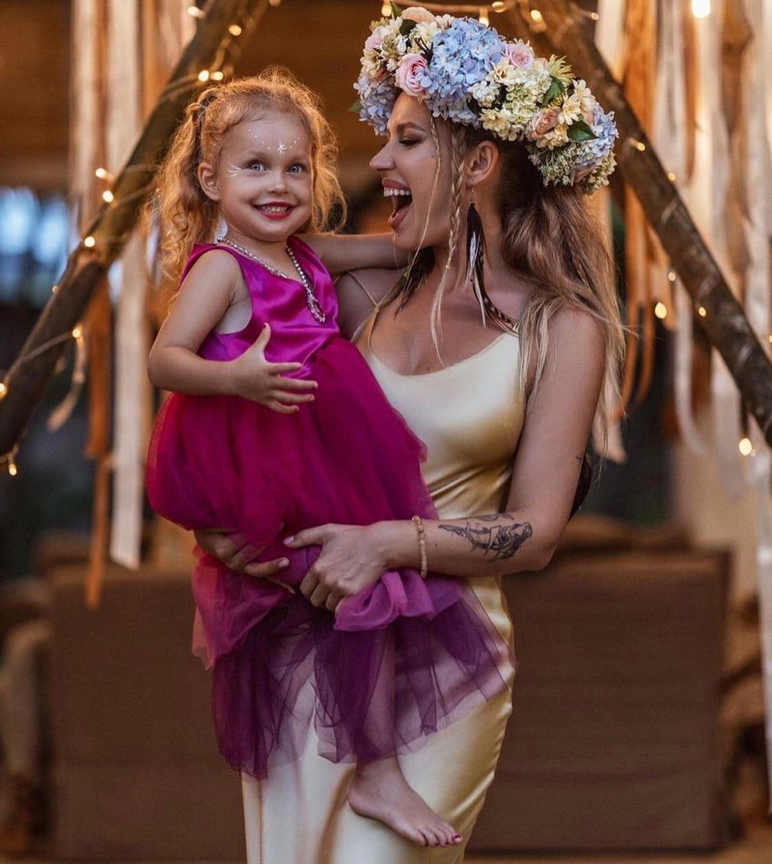 Рита Дакота рассказала, как её дочь называет Федора Белогая