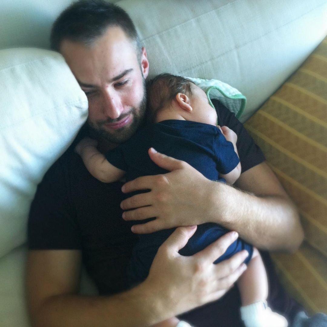 Дмитрий Шепелев трогательно поздравил сына с днем рождения