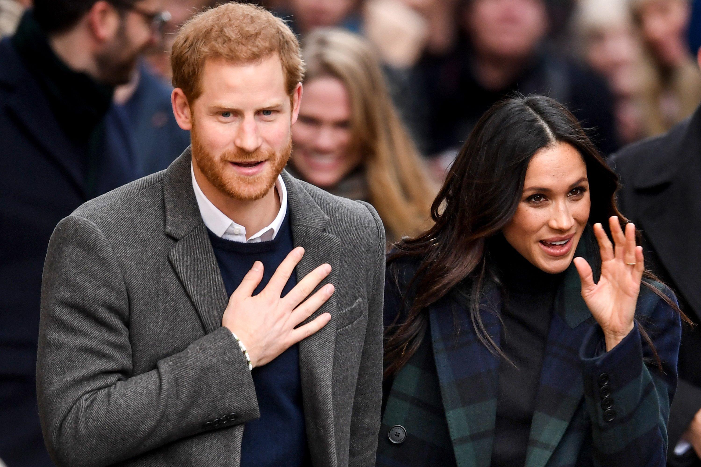 Принц Гарри и Меган Маркл создадут свой первый сериал