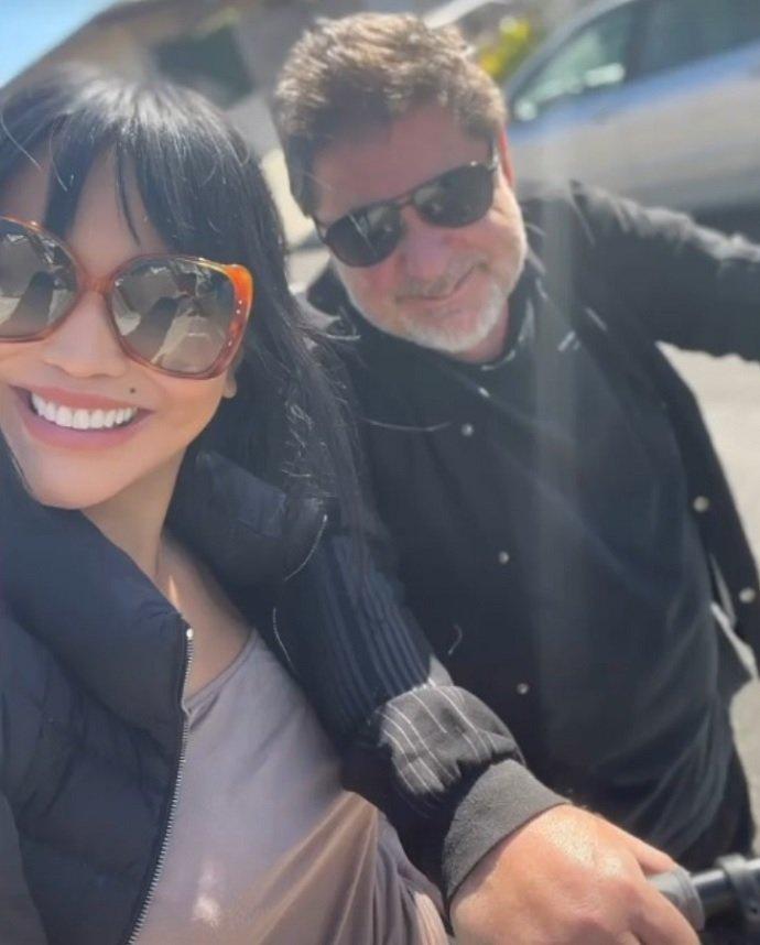 Дарина Эрвин побудила Александра Цекало отправиться на велопрогулку