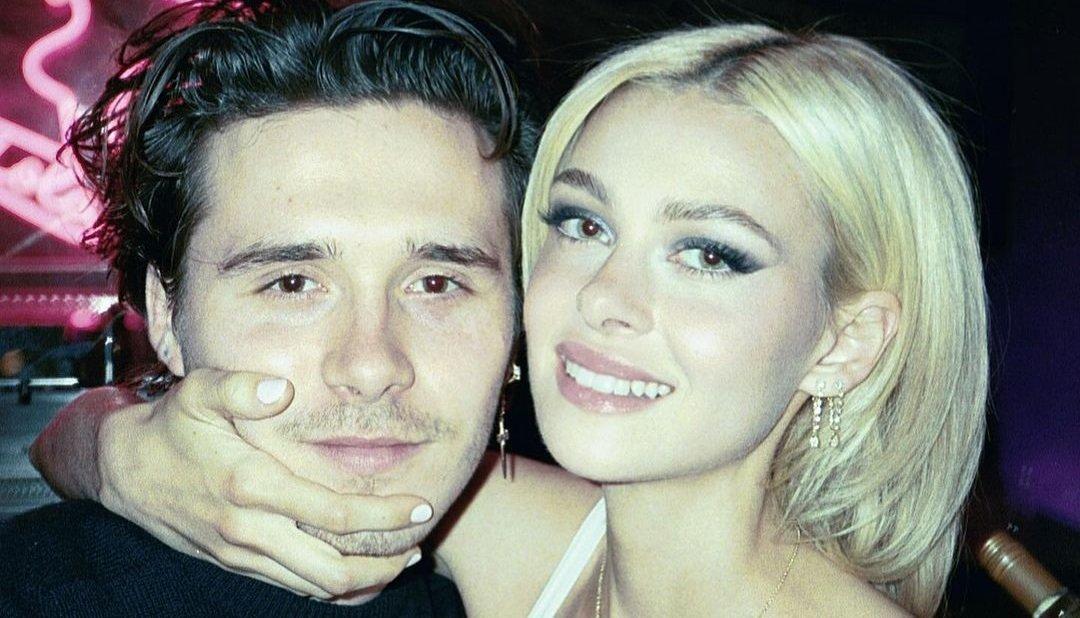 Сын Виктории Бекхэм сделал фотографии своей девушки для публикации в Vogue