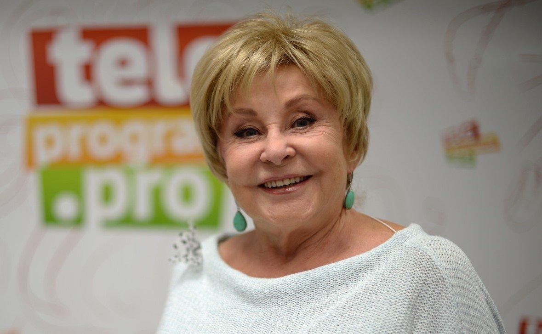 78-летняя Ангелина Вовк призналась, что готова к новым отношениям