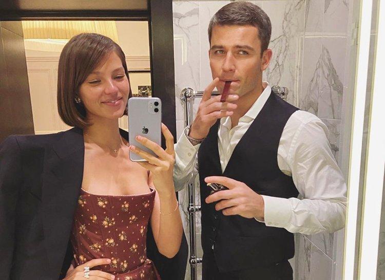 В сети обсуждают фото Алеси Кафельниковой с округлившимся животом