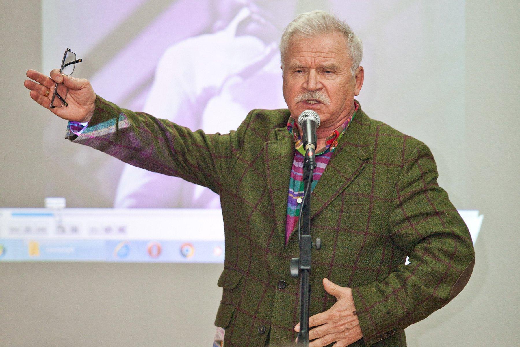 Сергей Никоненко объяснил, почему не может закончить карьеру