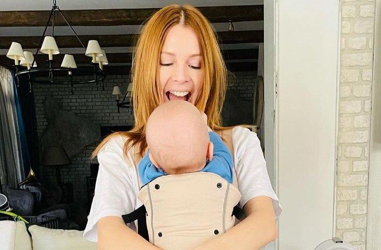 Наталья Подольская поделилась секретом похудения спустя полгода, как родила второго ребёнка