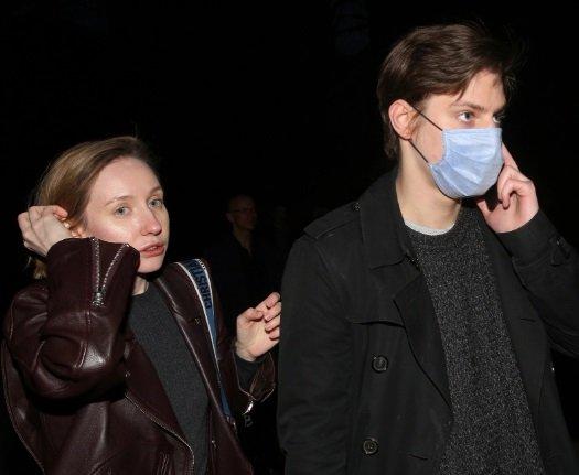 Павел Табаков посетил мероприятие вместе с новой возлюбленной