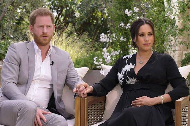 Опра Уинфри прокомментировала интервью Меган Маркл и принца Гарри