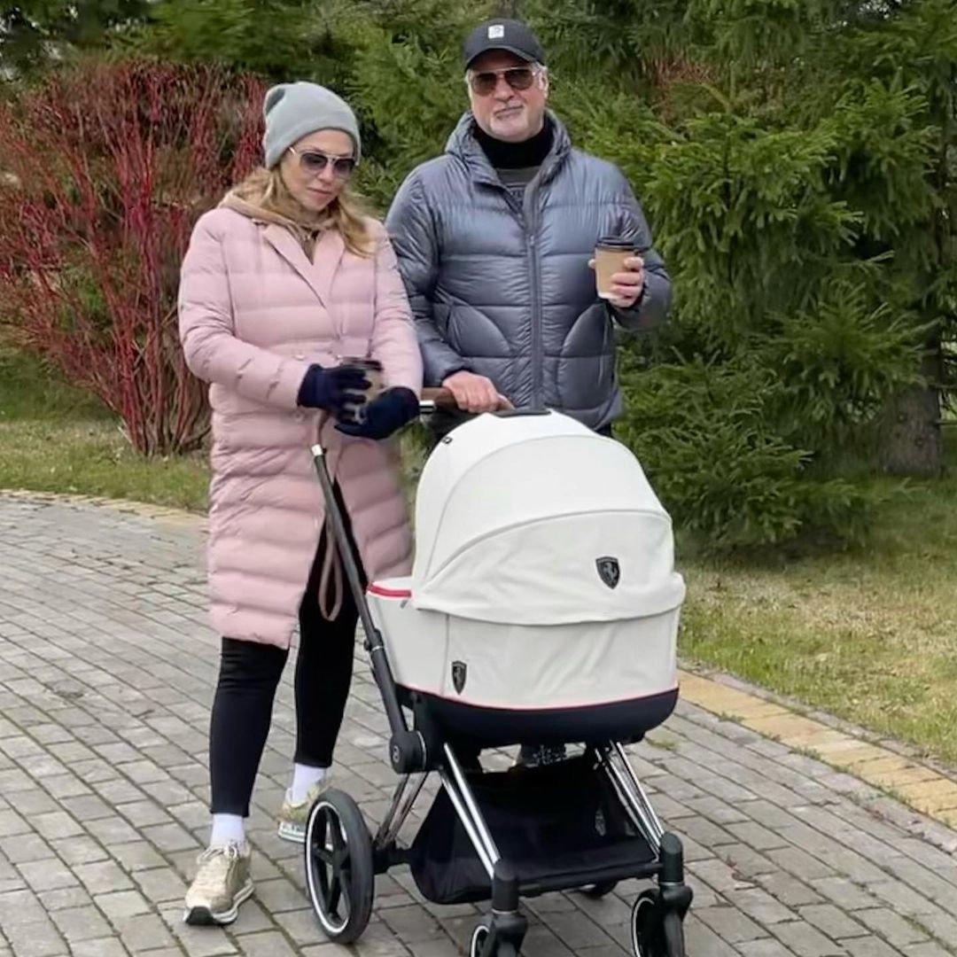 Валерий Меладзе показал первую прогулку с дочкой » Звёзды.ru