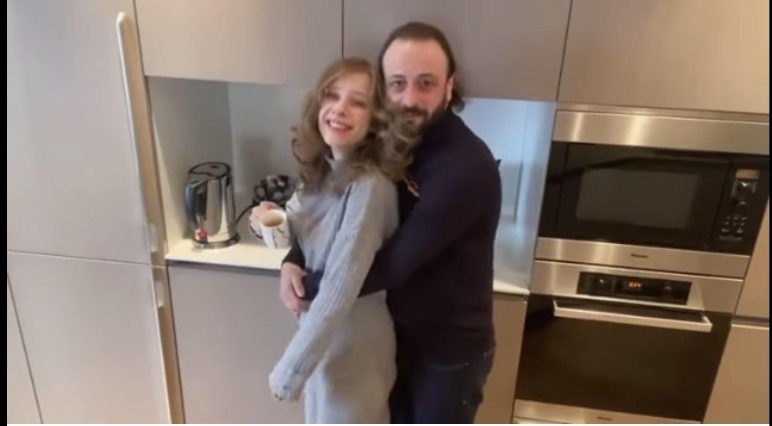 Лиза Арзамасова и Илья Авербух скоро станут родителями