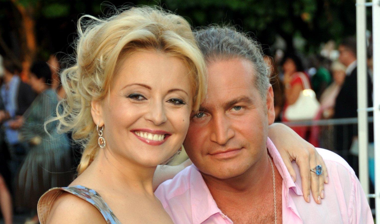 Леонид Агутин признался, что они с Анжеликой Варум давно спят в разных комнатах