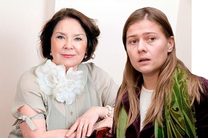 81-летняя Лариса Голубкина снова госпитализирована