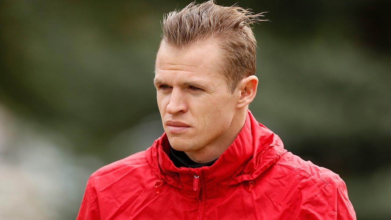 Дмитрий Тарасов считает себя одним из лучших футболистов в стране
