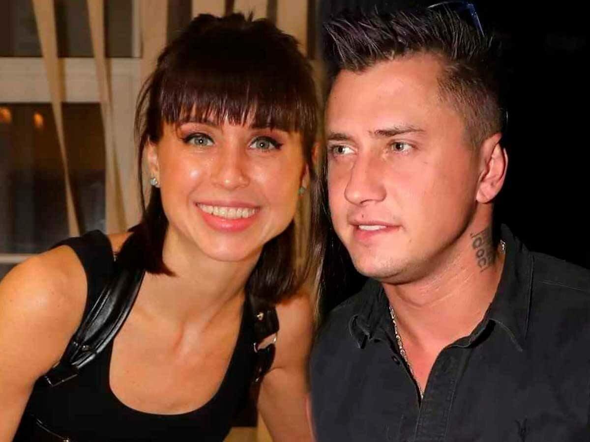 Павел Прилучный и Мирослава Карпович под руку появились на публике