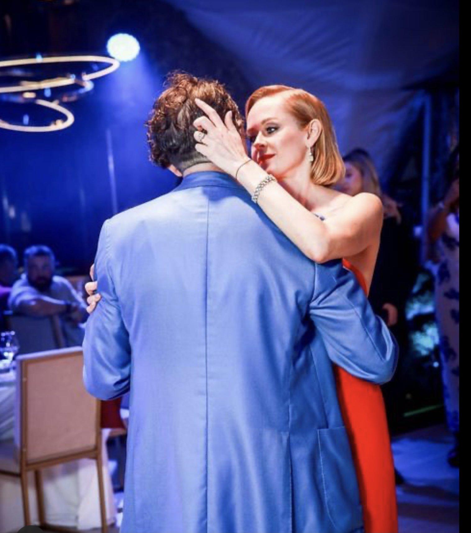 Григорий Лепс показал нежное фото с супругой
