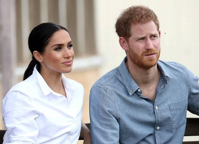 Принц Гарри и Меган Маркл отметили годовщину свадьбы