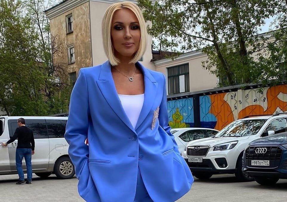 Лера Кудрявцева призналась, что просила сына не называть её мамой