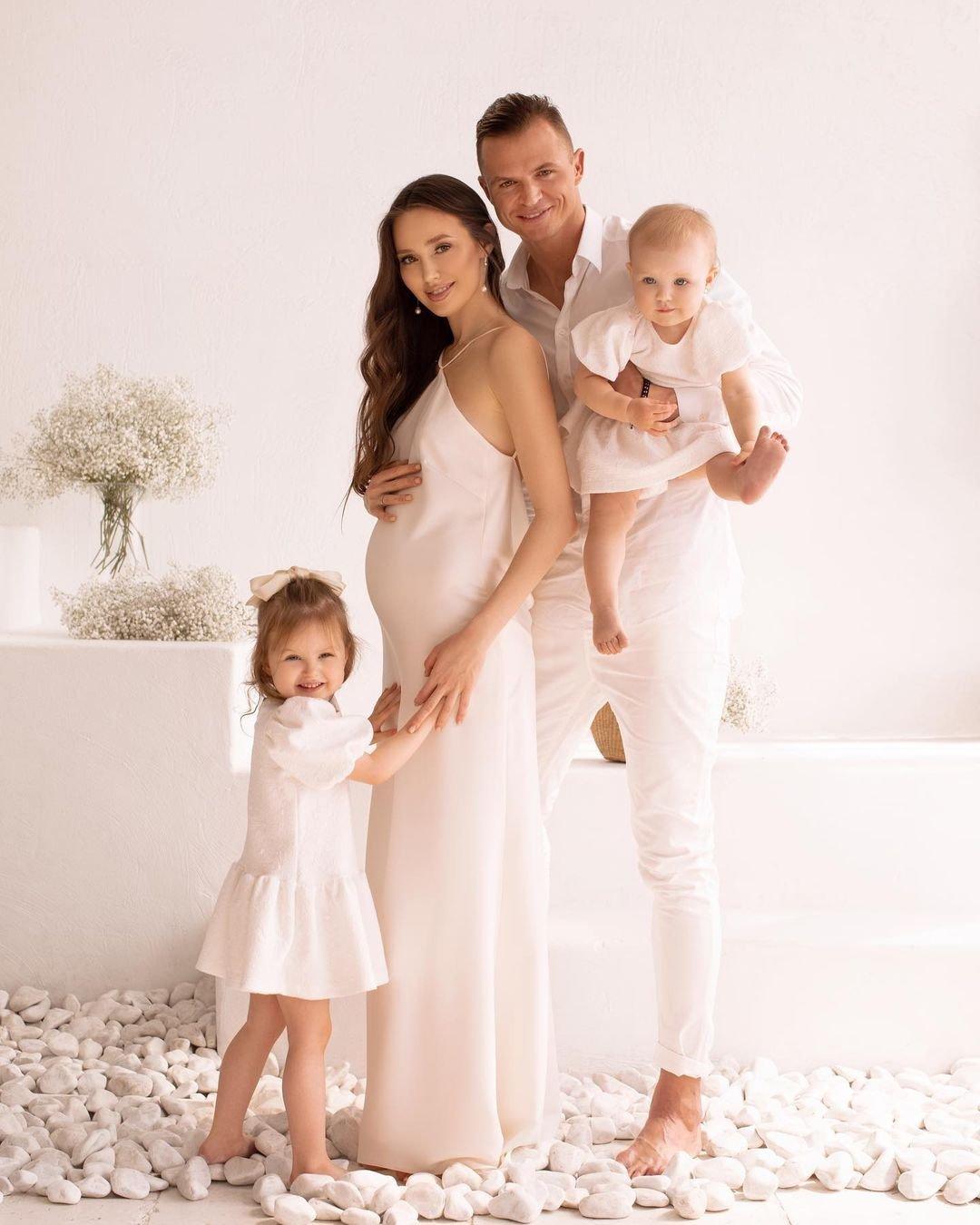 Мама Анастасии Костенко высказалась про третью беременность дочери за четыре года