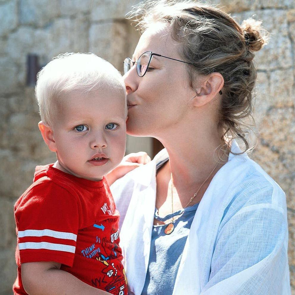 Почему Ксения Собчак не хочет иметь больше одного ребёнка