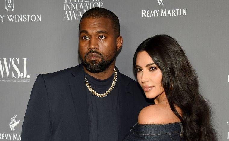 Как Ким Кардашьян прокомментировала развод с Канье Уэстом