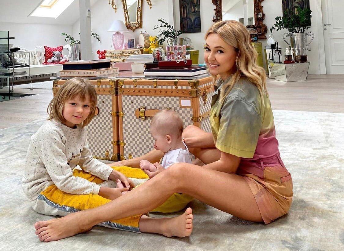 Яна Рудковская призналась, что мечтает о дочке