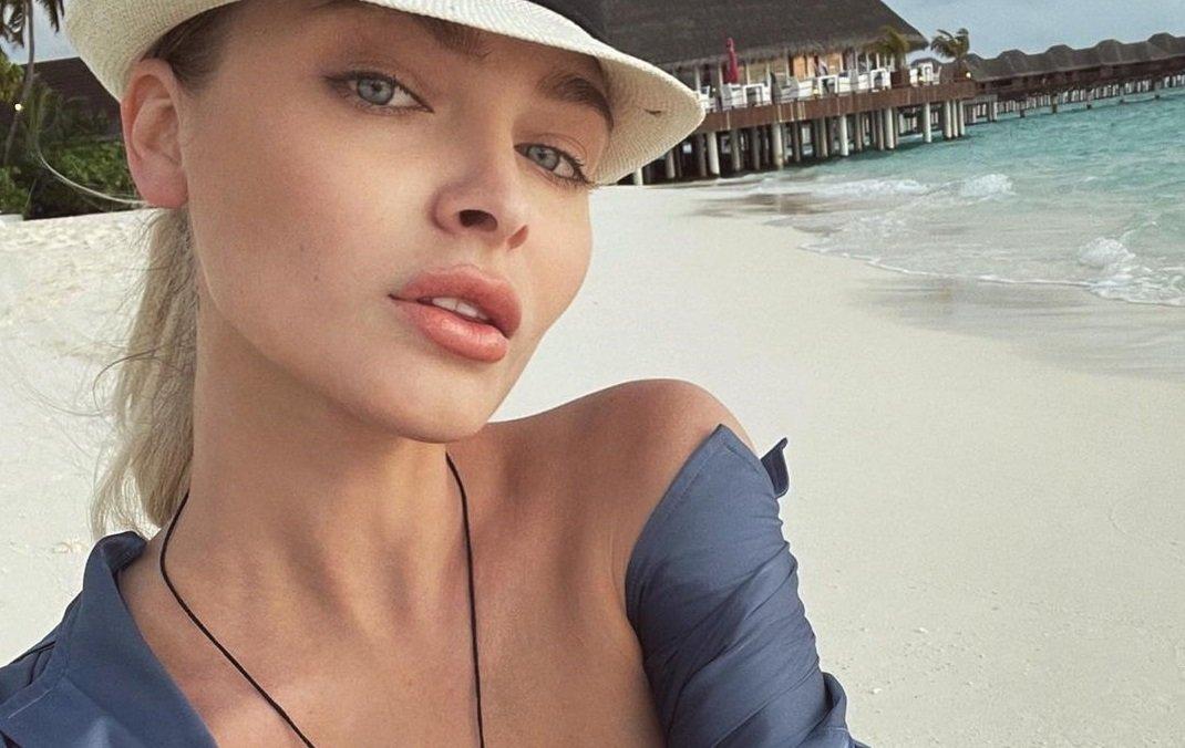 Алёна Шишкова устроила себе шикарный отдых на Мальдивах