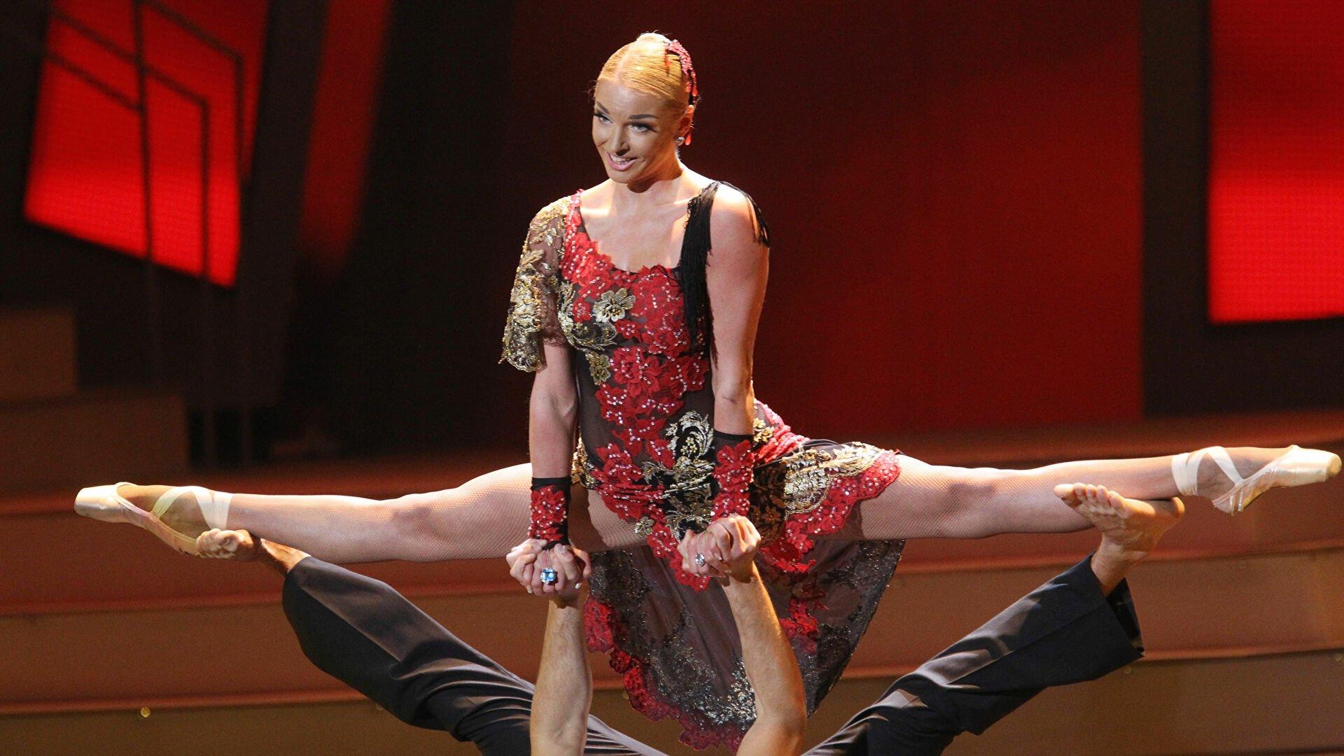 Почему Анастасия Волочкова вновь подала в суд на Большой театр