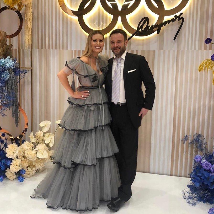 Мария Кожевникова обновила блог редким кадром с гражданским мужем
