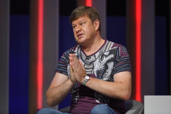 Ксения Собчак поддержала Дмитрия Губерниева