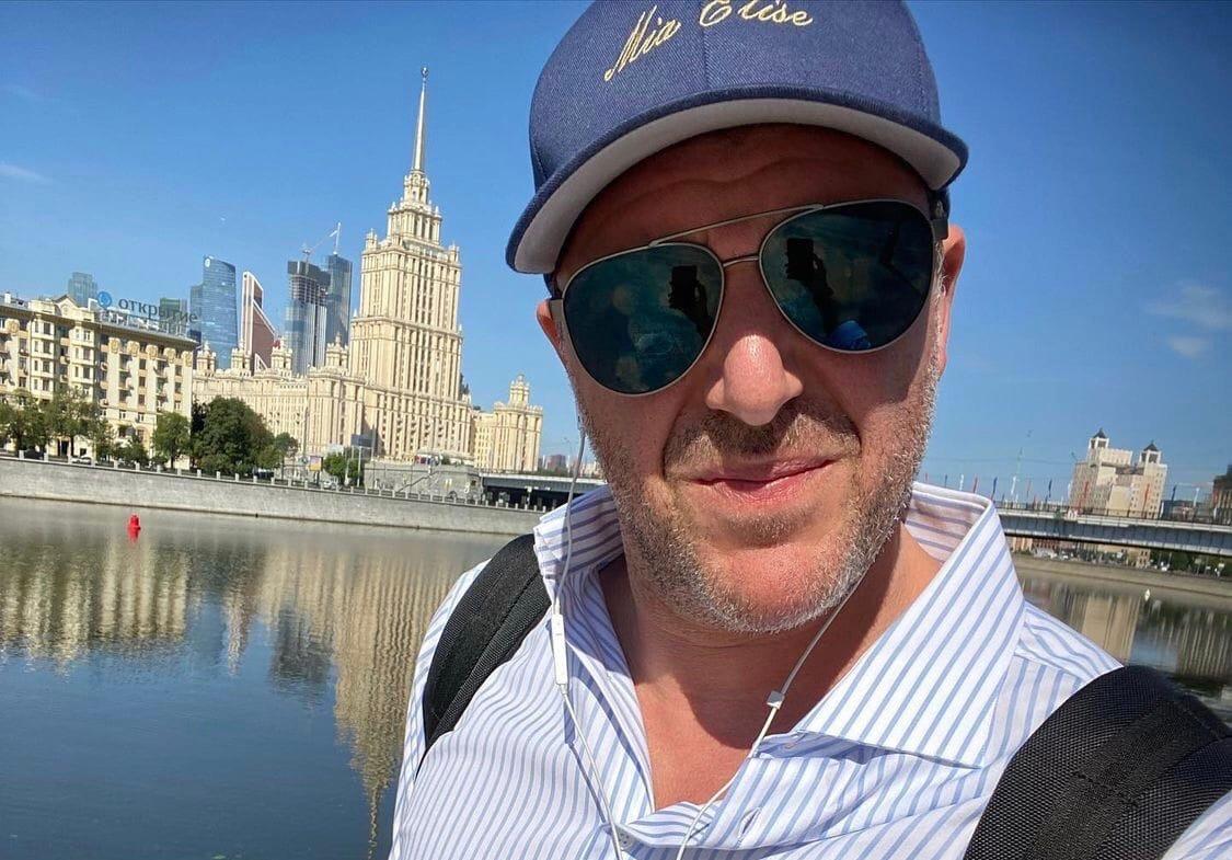 Как Максим Виторган поддержал Ольгу Бузову