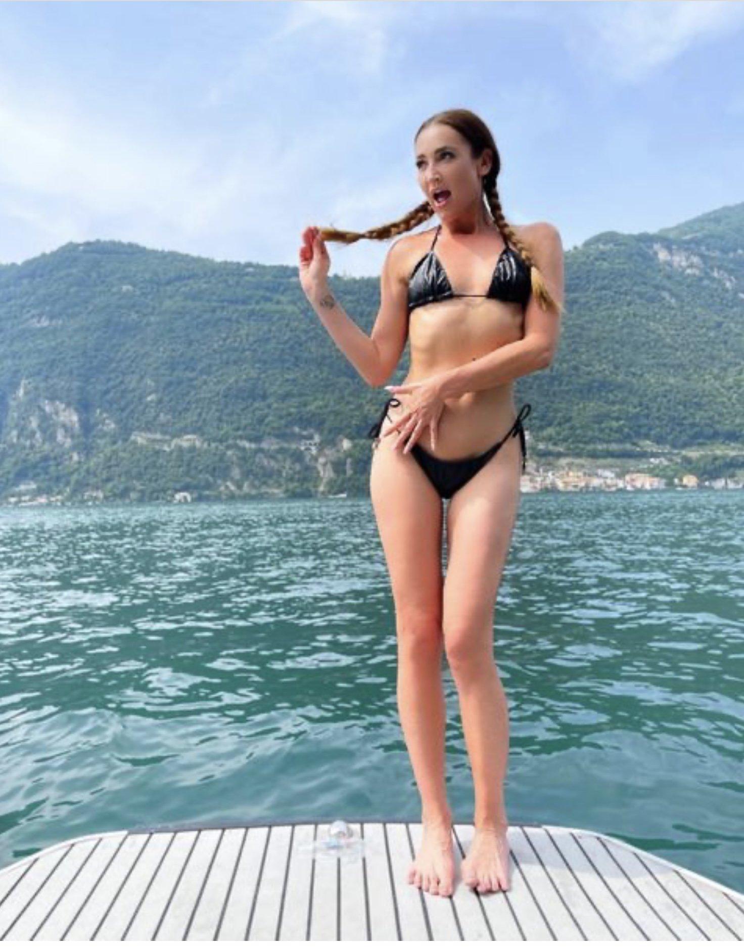 Ольга Бузова пожаловалась на лишний вес