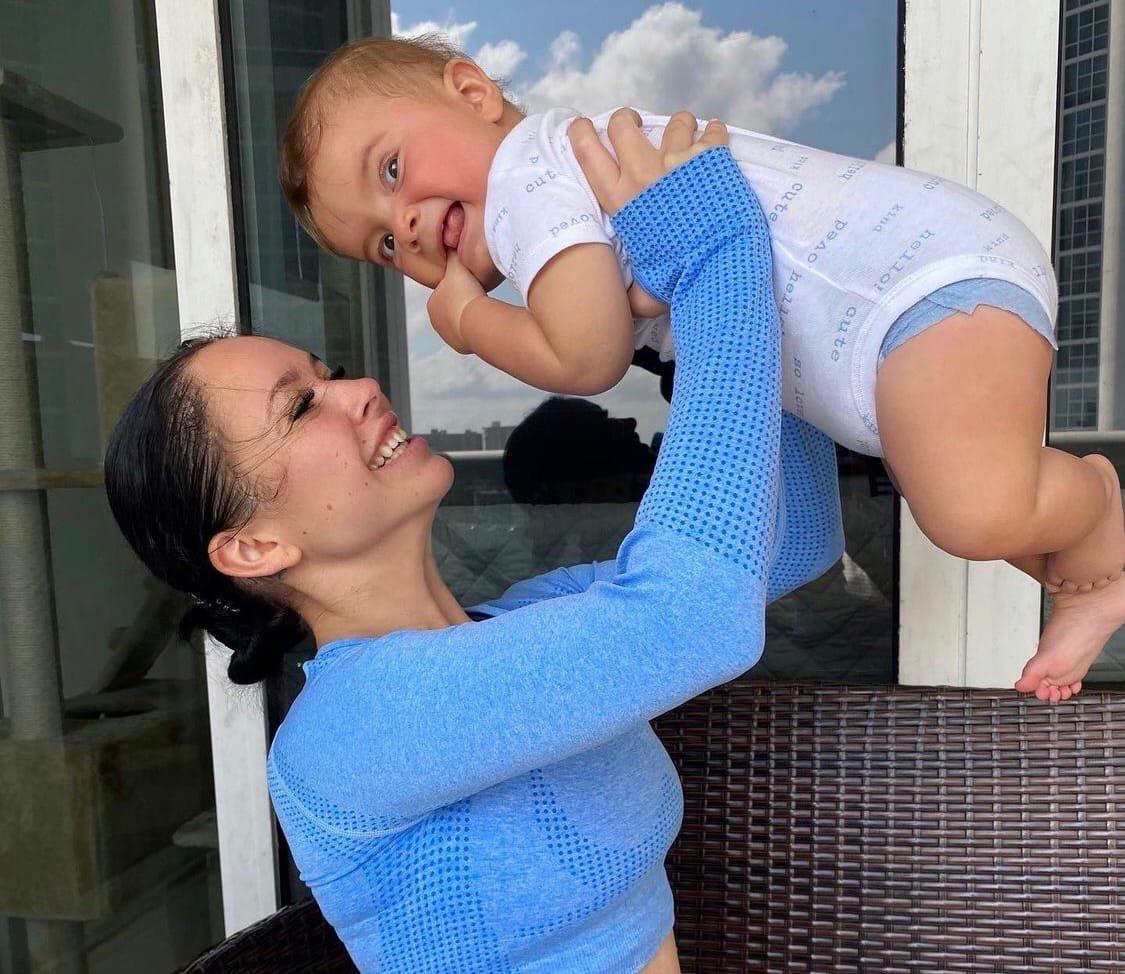 Татьяна Челышева заявила, что Алексей Воробьев отец её ребенка