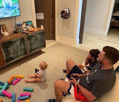Джастин Тимберлейк показал младшего сына в День отца