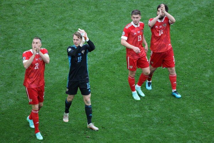 Артём Дзюба эмоционально высказался о проигрыше сборной России в чемпионате Европы