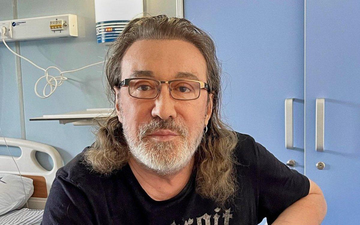 Владимир Кузьмин выписан из больницы