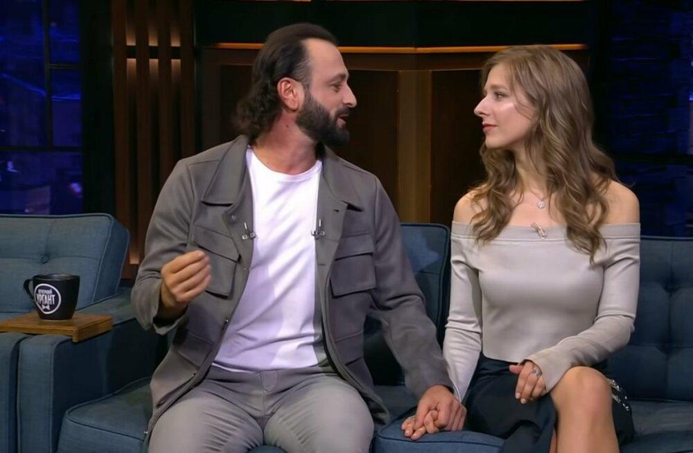 Лиза Арзамасова ответила на вопрос о том, как долго состояла в отношениях с Ильей Авербухом