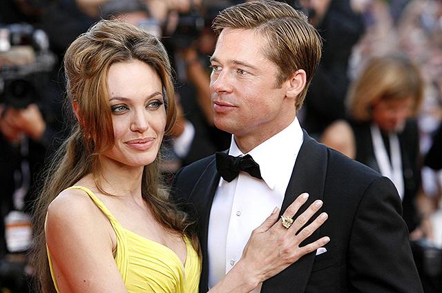 Как отреагировала Анджелина Джоли на победу Брэда Питта в суде