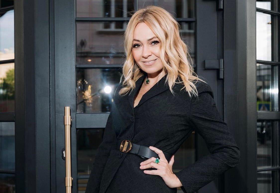Яна Рудковская призналась, что мечтает об еще одном ребенке