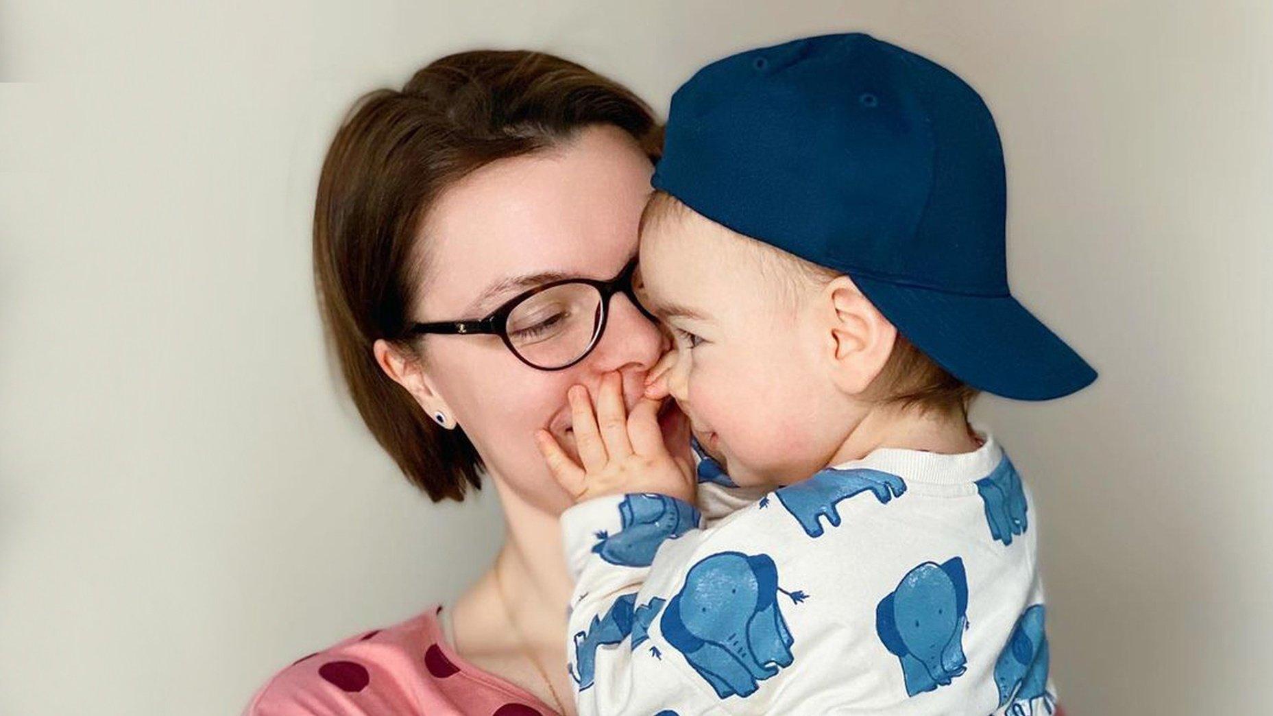 Татьяну Брухунову удивил её сын