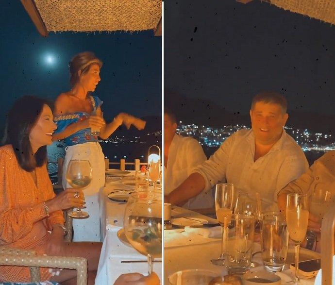 С кем общаются друзья Курбана Омарова и Ксении Бородиной после их расставания