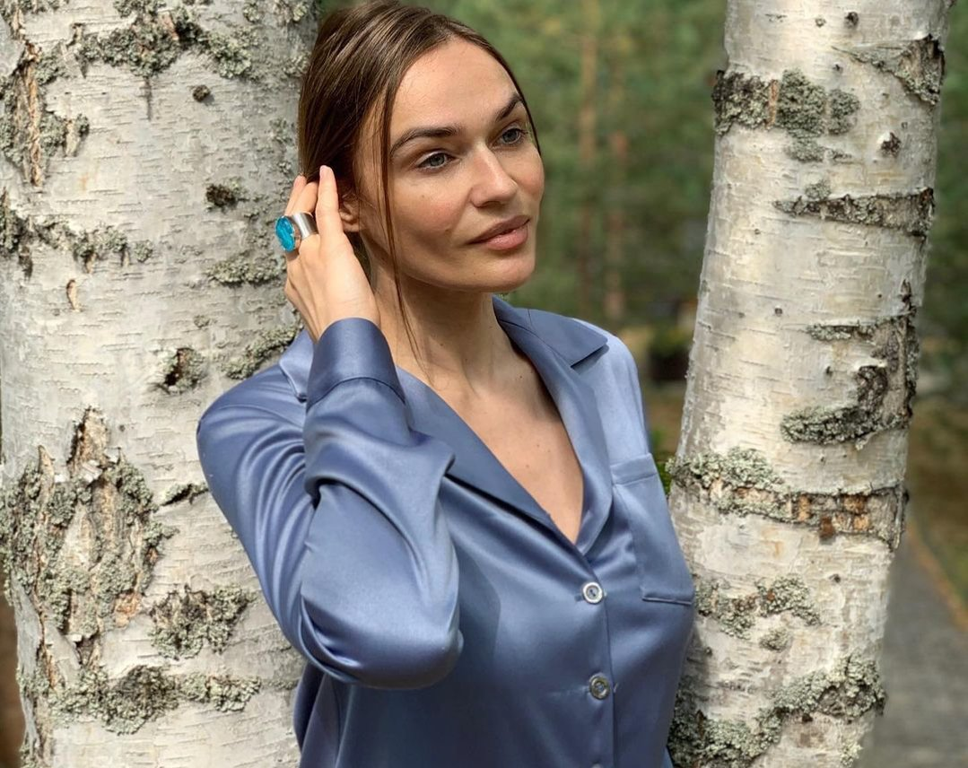 Алёна Водонаева решила заняться своим здоровьем