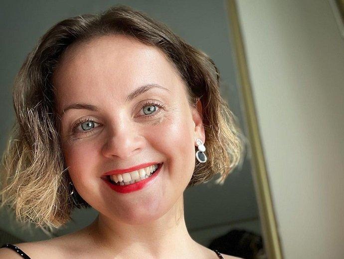 Юлия Проскурякова сменила имидж