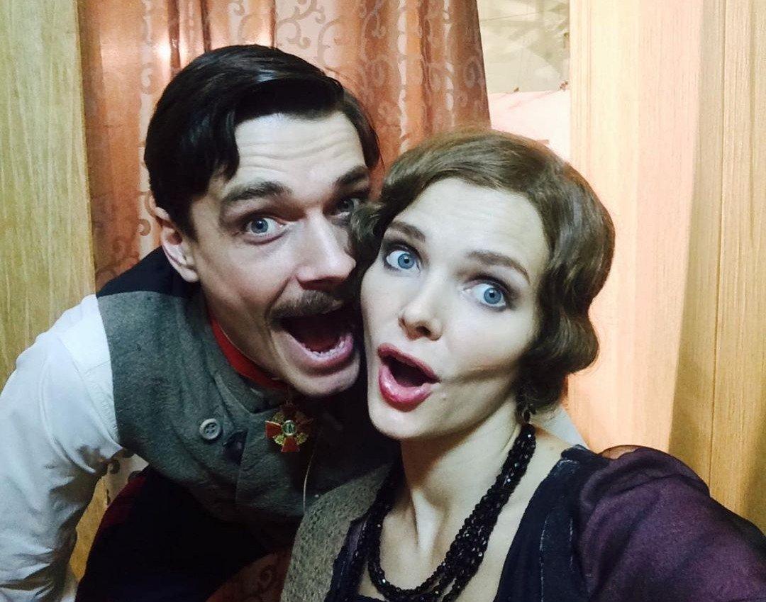 Елизавета Боярская поздравила мужа с годовщиной свадьбы и днем рождения