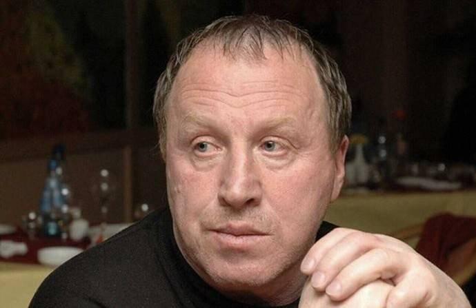 Владимир Стеклов попал в больницу
