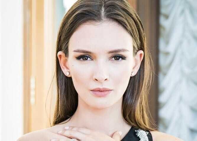 """Охотница за богачами"": как выглядела Паулина Андреева до популярности"