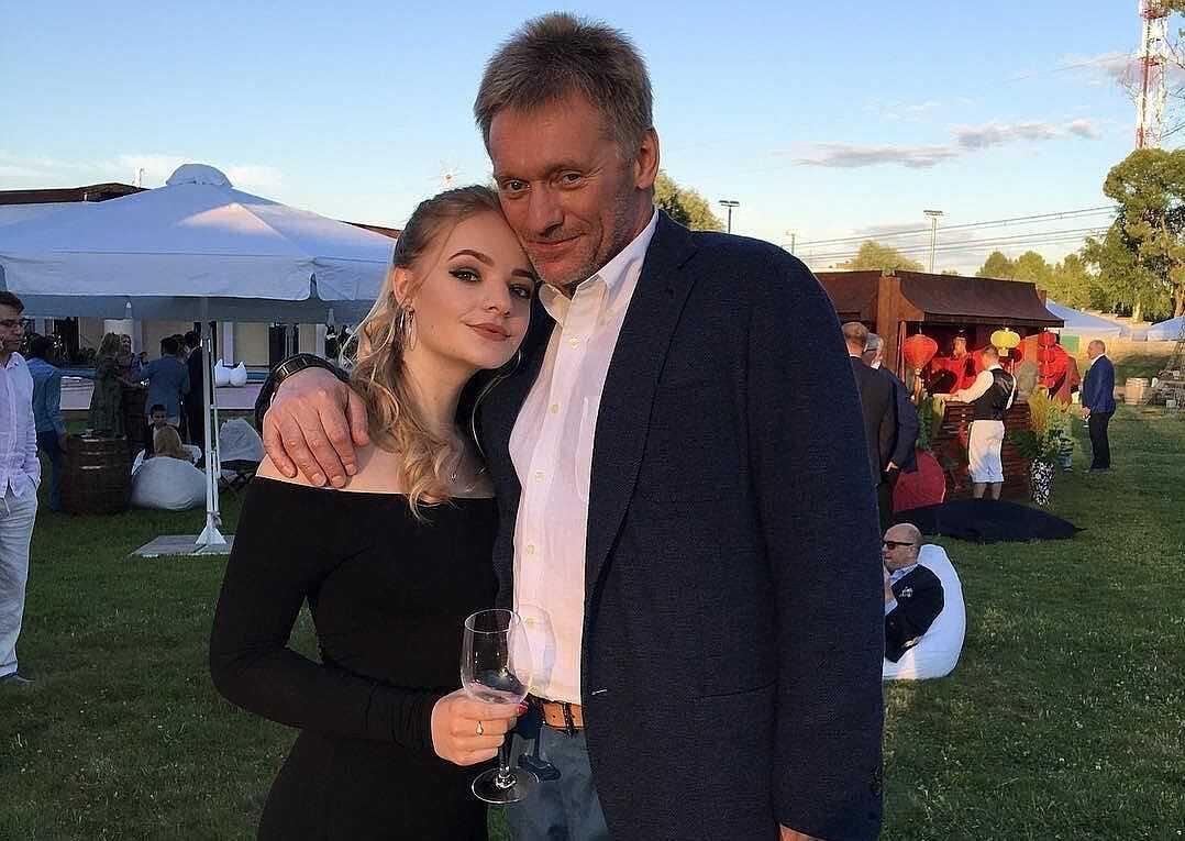 А Лиза выйдет? Дочка Дмитрия Пескова прокомментировала слухи о своей свадьбе