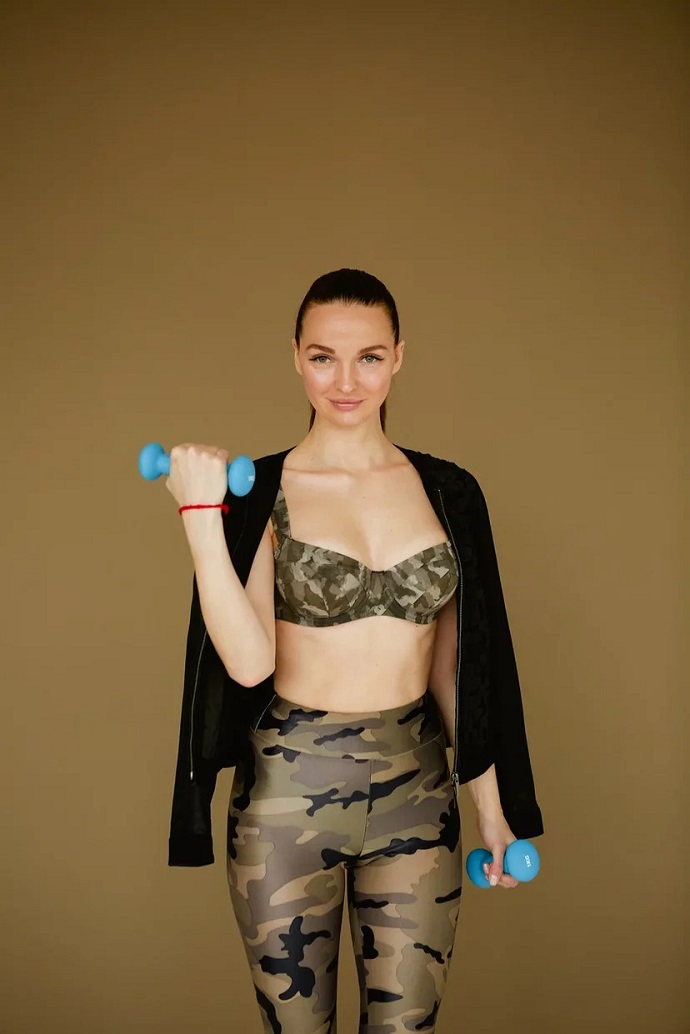 «Я хочу быть полезной окружающим!»: Наталья Новикова рассказала о спорте и своём жизненном пути.