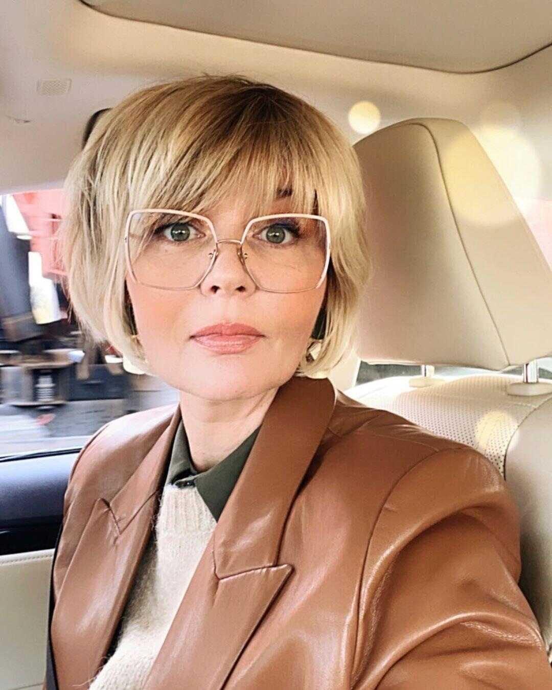 Юлия Меньшова посетовала, что не чувствовала любви от своего отца