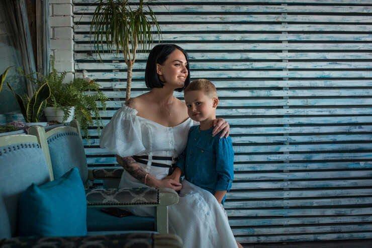 Пелагея оказывает финансовую помощь бывшей жене Ивана Телегина