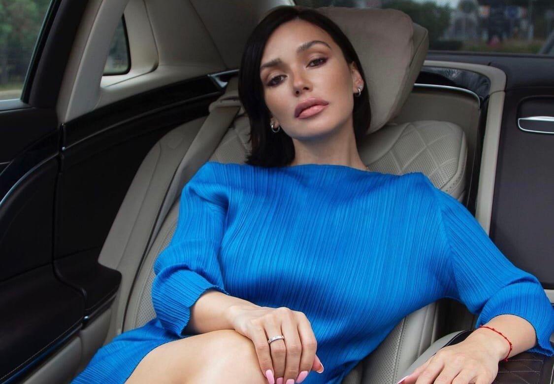 Сколько килограмм набрала Ольга Серябкина за время беременности