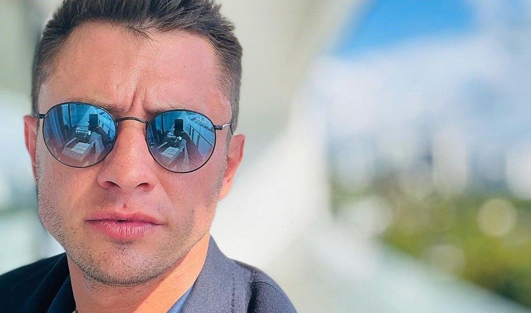 """Павел Прилучный опубликовал первые кадры со съёмок сериала """"Рынок шкур"""""""